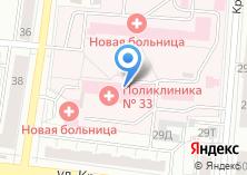 Компания «Новая больница» на карте