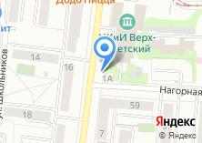 Компания «Фрисби» на карте