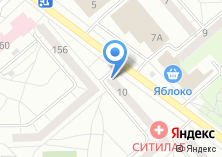 Компания «Арктурс» на карте