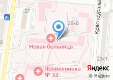 Компания «Юрист-Профи» на карте