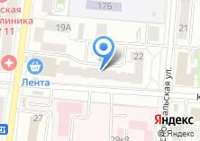 Компания «NICE» на карте