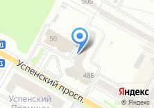 Компания «Симбир-Авто» на карте
