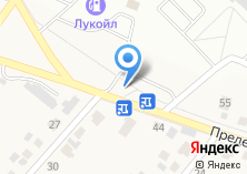 Компания «Продуктовый магазин на Предельной» на карте