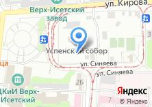 Компания «Библиотека» на карте
