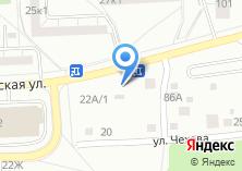 Компания «Автостоянка на Ольховской» на карте
