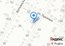 Компания «Прибой» на карте