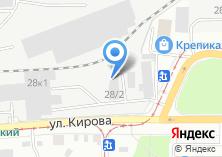 Компания «SHIFT» на карте