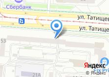 Компания «МАКСЭЛЕКТРО» на карте