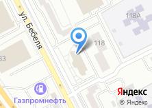 Компания «МС-Сервис» на карте