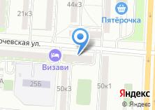 Компания «Оптика №11» на карте