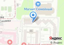 Компания «media.center» на карте