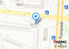 Компания «BON VIVANT» на карте