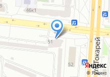 Компания «УралСтройЛегион» на карте