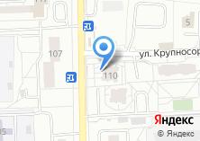 Компания «Урал-Таском» на карте