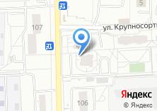 Компания «АтомЭнергоСнаб» на карте