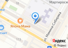 Компания «Чаевъ» на карте