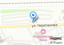 Компания «АСН-Мотор Екатеринбург» на карте