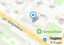 Компания «Салон кафеля» на карте