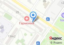Компания «Авто-айболит» на карте
