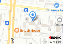 Компания «В гостях у друзей» на карте