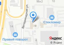 Компания «Иксалокс» на карте
