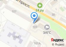 Компания «Неон» на карте