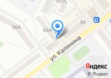 Компания «You-Key» на карте