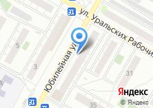 Компания «38» на карте