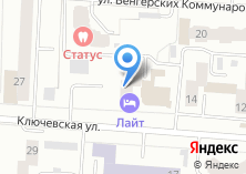 Компания «РемСтройКонтакт» на карте