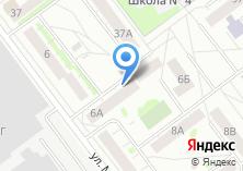 Компания «ЖКУ-3» на карте