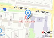 Компания «ЭНСО ОЦЕНКА» на карте