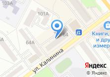 Компания «Джин`С» на карте