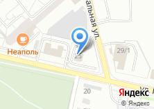 Компания «Эрмитаж» на карте