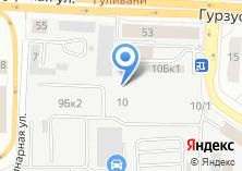 Компания «Инженерные технологии» на карте