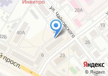 Компания «Egoistka» на карте