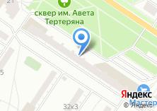 Компания «Банкомат СКБ-Банк» на карте