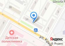 Компания «Сеть офисоюридических услуг протект» на карте