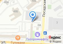 Компания «ЕСК» на карте