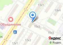 Компания «Ingastech» на карте