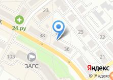 Компания «Магцветов.рф» на карте