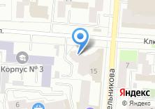 Компания «Семейная клиника» на карте