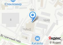 Компания «АкваПромКомплект» на карте