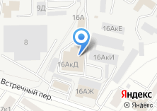 Компания «ОптикСвязьМонтаж» на карте