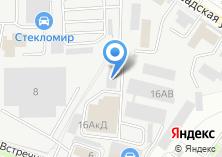 Компания «Уралинжстрой» на карте