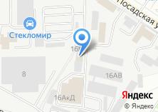 Компания «Сток Шин» на карте