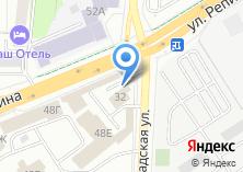 Компания «АВТОHELP» на карте