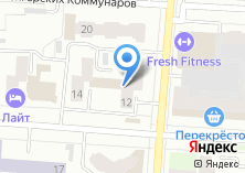 Компания «ЕСНРПМ» на карте