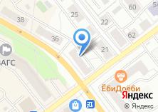 Компания «ОфисЛАЙН» на карте