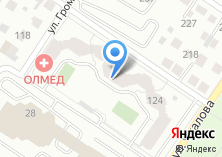 Компания «Тримэкс-Урал» на карте