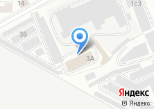Компания «МетраФорм» на карте